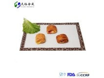 Food grade silicon baking tray